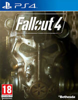FALLOUT 4 (PS4) - MINT - 1st Class FAST & FREE Delivery QUICK DISPATCH