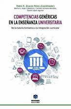 Competencias Genéricas en la Enseñanza Universitaria : De la Tutoría...