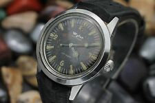 Vintage WYLER Incaflex Life-Guard Hand Wind Tropical Dial Diver's Watch