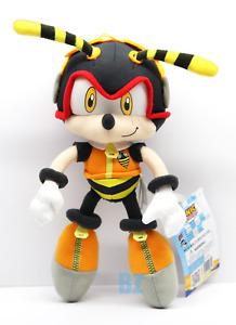"""Charmy Bee Plush 8.5"""" GE-52680 GE Animation"""