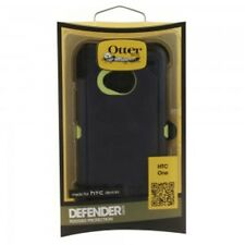 OtterBox Defender Series Case for HTC One - Carrier Packaging - Green/Blue