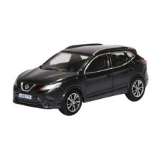 Oxford 76NQ2002 Nissan Qashqai (J11) schwarz metallic Maßstab 1:76 (230242) NEU°