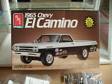 Modelkit AMT 1965 Chevy El Camino on 1:25 in Box