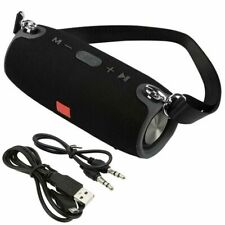 40w Portable Wireless Bluetooth Speaker Waterproof Stereo Bass USB/TF/AUX MP3 UK