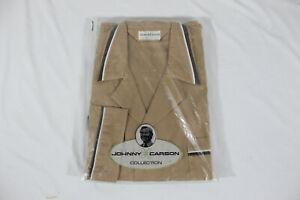 Vintage 60s Johnny Carson Collection Pajama Craft Sleepwear Men's XL NIP