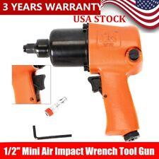 "Professional 1/2"" Composite Air Impact Wrench Compressor Gun Tire Tool"