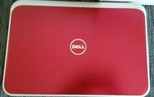 Dell inspiron 14z 5423, Red, 8GB, 500GB, 32GB SSD, Intel i5, Win 10, New Battery