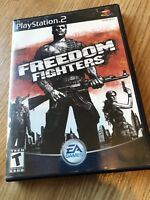 Freedom Fighters (Sony PlayStation 2, 2003) Ps2 VC5