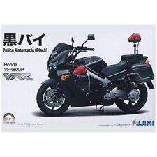 Fujimi Bike-08 1/12 Honda VFR800P Police Motorcycle Black Rare Japan new .