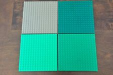 1x Lego base plate Building Board 16 x 16 Studs Tan Grey or Green