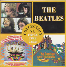 BEATLES Collection VI. monster rare unique Hungary CD Euroton / Pop Classic M-