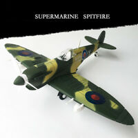 1/48 WW2 Britain's Spitfire fighter Assemble Model Toy Model Beautiful Painted
