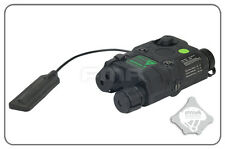 FMA AN-PEQ-15 Upgrade Ver LED White Light+Green Laser With IR Lenses (BK) TB0068