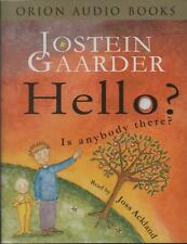 HELLO? IS ANYBODY THERE? by Jostein Gaarder ~ Two-Cassette Audiobook