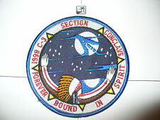 OA 1998 C-3 Section Conclave 226 Host, 7,8,38,41,74,110,146,197,246,467,pp,WI,IL