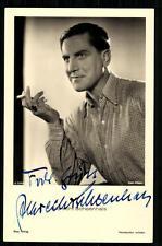 Albert Schoenhals Ross Autogrammkarte Original Signiert ## BC 12137