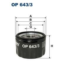 Ölfilter FILTRON OP643/3