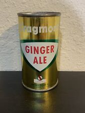 Cragmont Ginger Ale Flat Top Soda Can