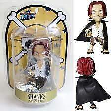 One Piece: Bobbing Head Vol.1 Shanks PVC Figure