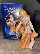"Fontanini #57526 5"" Collection Bethany Nativity Figurine New"