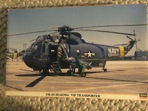 hasegawa 1/48 UH-3H Seaking 'Vip Transporter' Kit 09316