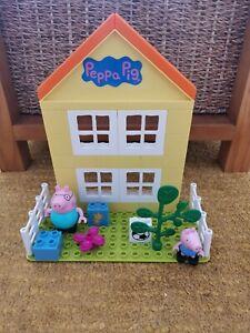 Lego Duplo - Peppa Pig Construction House