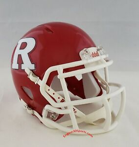 Rutgers Scarlet Knights Riddell Speed Mini Helmet