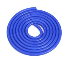 """Blue 5/32"""" (4mm) Vacuum Silicone Hose Intercooler Coupler Pipe Turbo By Foot"""