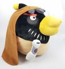 Angry Birds Star Wars Plush Toy Stuffed Animal Bird Black Brown Large