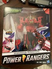 Power Rangers Beast Morphers Beast Racer Zord Converting Action Figure