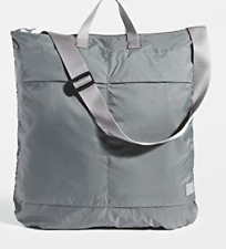 YOSHIDA PORTER FORCE 2WAY HELMET Tote Shoulder Bag 385-17421 Grey NWT