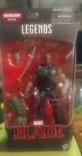 Marvel Legends Blade Man Thing BAF