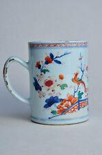 Rare Chope Kangxi Porcelaine Chine Antique 18th Chinese Porcelain Mug Bowl