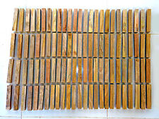40 mango turning squares, 3/4 x 3/4 x 5 inches long, great for pens, nice wood