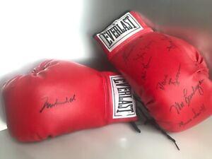 Muhammad Ali signed boxing glove Everlast - Steiner hologram/ no card