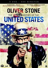 Oliver Stone's Untold History of the United States (DVD)