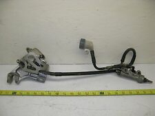 1994 Honda XR 250r Motorcycle Good Nissin Rear Brake Caliper and Master Cylinder