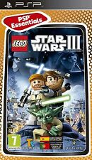 PSP Spiel Lego Star Wars 3 III The Clone Wars für Sony Playstation Portable NEU