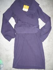 Womens STUNNING Purple Golite Sweater Dress!  NWT Sz S