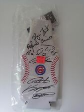 Chicago Cubs 2010 Team Bottle Suit Coozie NWT Castro Castillo Soriano Byrd