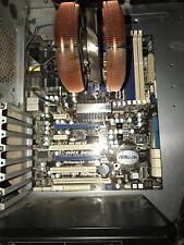 ASRock 890FX AM3 Motherboard / AMD Phenom II 955 OCed to 3.5GHz / Zalman CPU Fan
