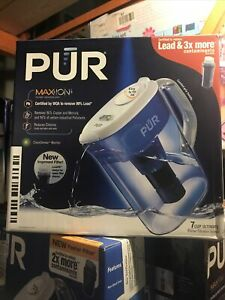 PUR 7 Cup Ultimate Pitcher Filtration System with MAXION Technology