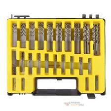 150Pcs Mini Micro Power HSS High Speed Steel Drill Bit Twist Kits Set 0.4- #F8s
