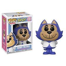 Funko Hanna Barbera POP Benny The Ball Vinyl Figure NEW Toys In Stock