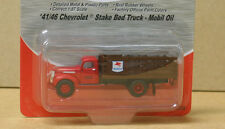 MiniMetals 30339 HO '41/46 Chev Stake Bed Truck, Mobil Oil,      PRICE REDUCTION