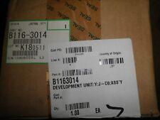 NEW Ricoh B116-3014 Yellow Developer unit