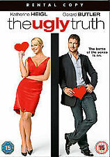 The Ugly Truth [DVD, 2010] Kevin Connolly, Katherine Heigl, Nick Searcy.......
