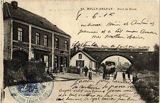 CPA BULLY GRENAY Pont de Brias (414516)