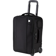 Tenba Roadie Roller 21 Camera Roller Bag Case - Black