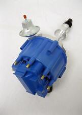 Pontiac v8 HEI Distributor w/ BONUS Blue Cap 326 350 400 455 50,000 Volt 50K